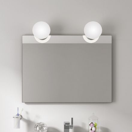 17 best images about miroir 80cm salle bain on pinterest for Miroir salle de bain high tech