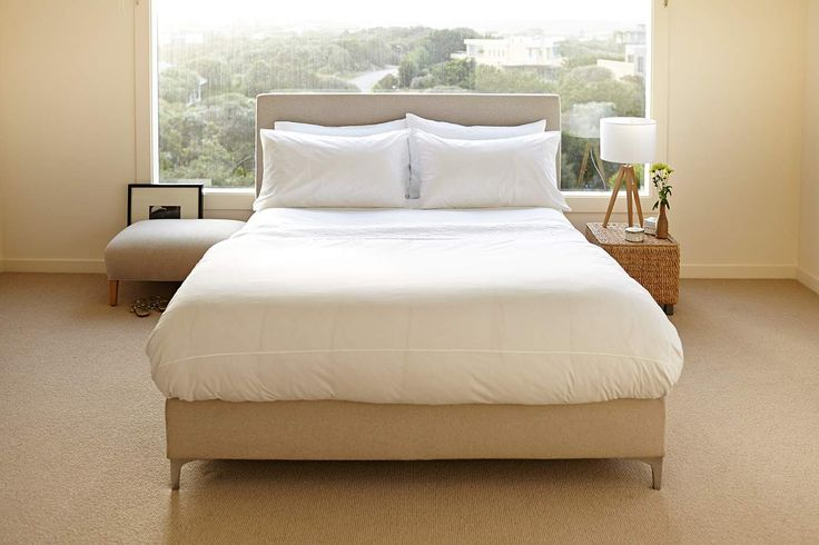 650 thread count and 100% Egyptian cotton Percalle 650 features a 6cm edge, experience luxury and rest easy on healthy 'chemical free' luxury bedroom linen.