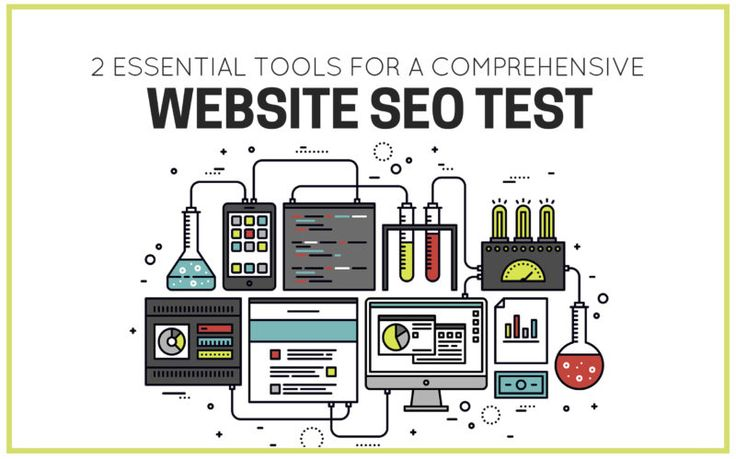 2 tools for website seo test