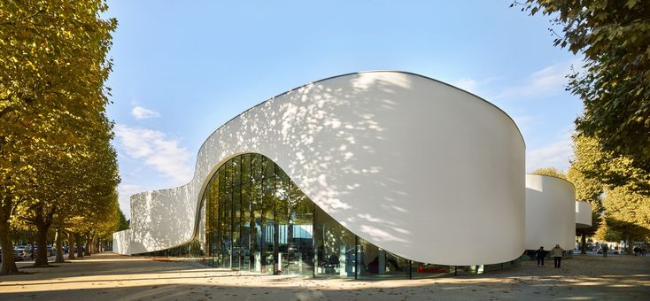 Galerie der Mediathek [Third-Place] in Thionville / Dominique Coulon & Mitarbeiter – 6