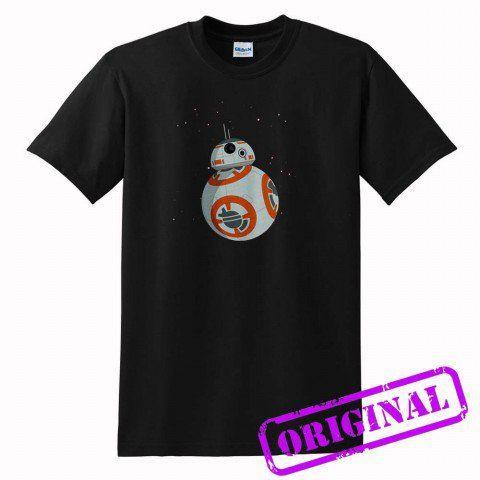 Star+Wars+BB8+art+for+shirt+black,+tshirt+black+unisex+adult