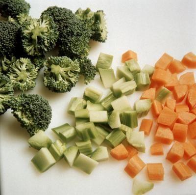 How to Chop a Celery Rib