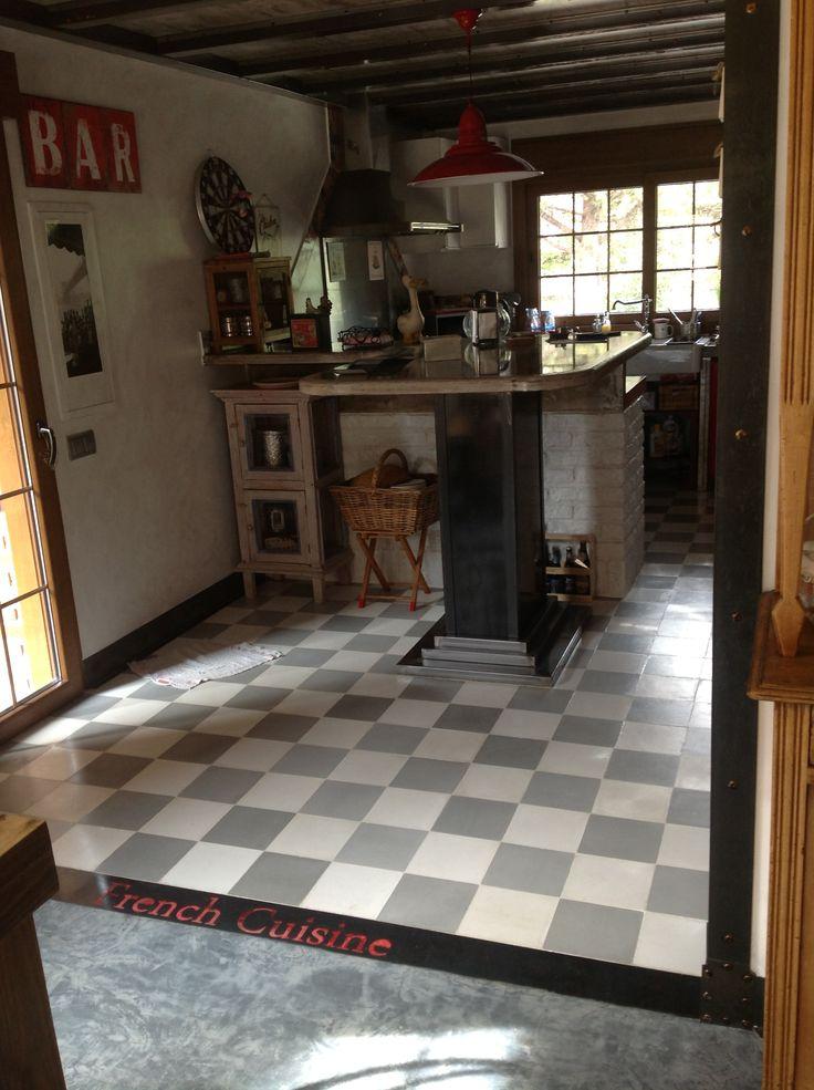 Kitchen Tiles Lincoln hydraulic tiles kitchen / baldosas hidráulicas cocinas: a