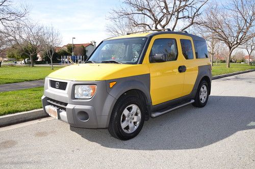 yellow honda element - Google Search | car | Pinterest | Honda, Honda  element and Search