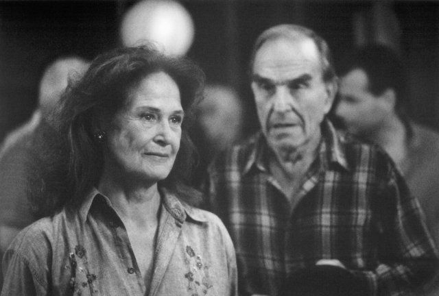 Still of Colleen Dewhurst and Ford Rainey in Bed & Breakfast