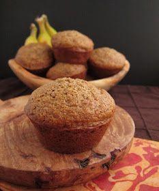 Arctic Garden Studio Banana Barley Flour Muffins