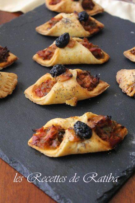Mini Pizza à la frita | Le Blog de recettes de Ratiba