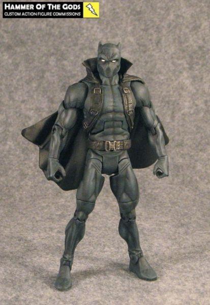 Black Panther (Marvel Legends) Custom Action Figure