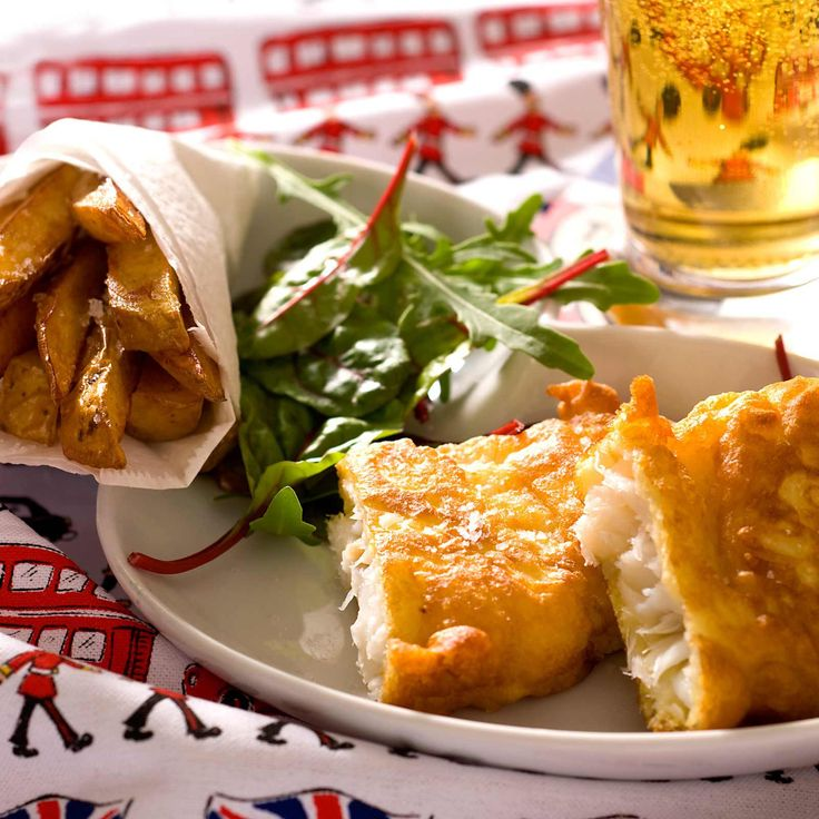 Découvrez la recette Fish and Chips sur cuisineactuelle.fr.