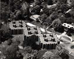 Louis Kahn, Erdman Hall Dormitories, 1960-1965, Bryn Mawr, PA