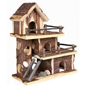 Trixie Natural Living Tammo House 25 x 30 x 12 cm Hamster Mice Gerbil 61708   eBay