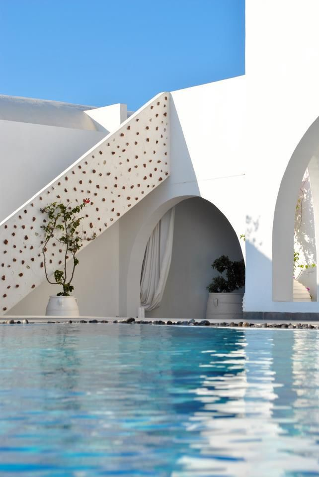 Rocabella Luxury Santorini Resort & Spa gracefully balances beauty, indulgence and comfort!!!