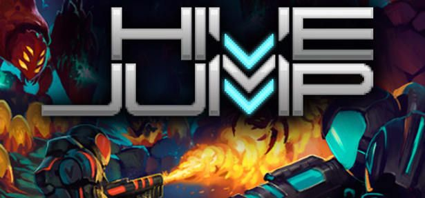 Hive Jump co-op action platformer launches next week on Linux, Mac, PC - https://wp.me/p7qsja-bVp, #Action, #Aliens, #CoOp, #GraphiteLab, #Mac, #Pc