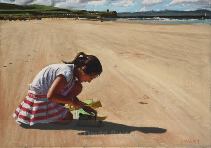 Portstewart Strand - Paintings