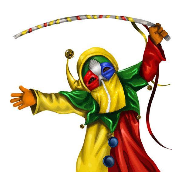 Signos y Símbolos del Carnaval de Barranquilla on Behance
