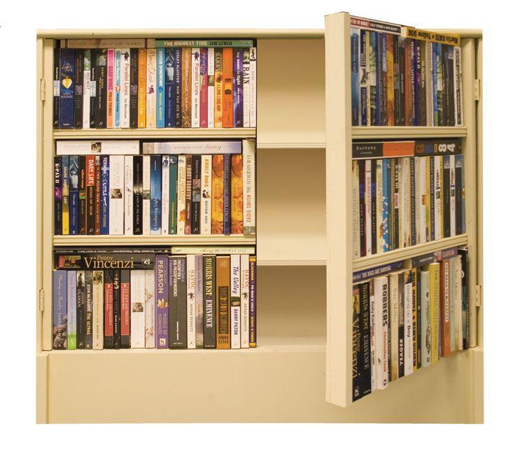 False Door Bookcase: 19 Best Faux Books Images On Pinterest