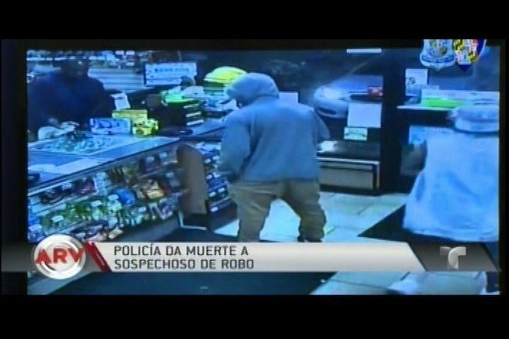 """Intentó Atracar Una Tienda Y Terminó Muerto, Esto Más En """"Videos Al Rojo Vivo"""""""