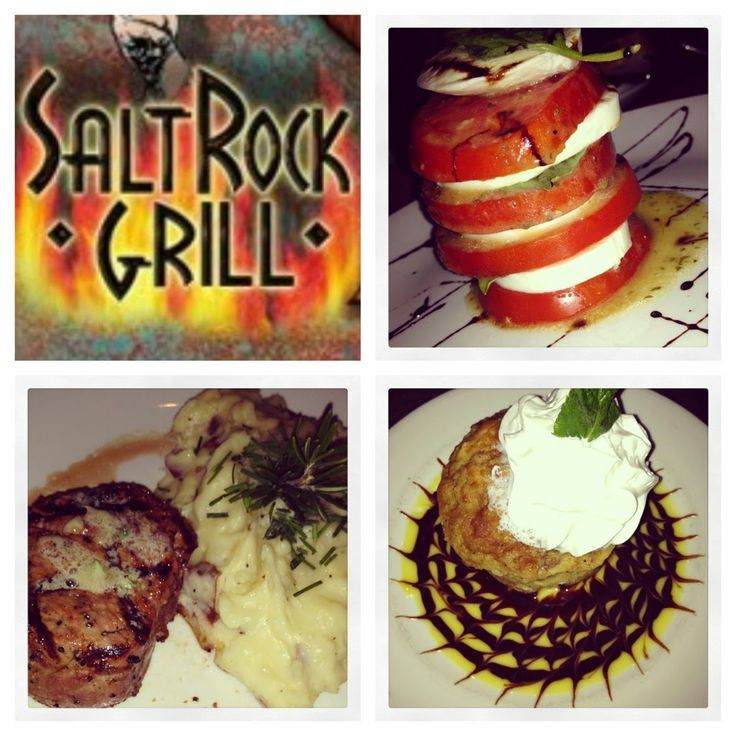 The Top 10 Local Restaurants in St Pete, FL - Places you should eat while visiting St Pete - Salt Rock Grill Indian Shores, FL