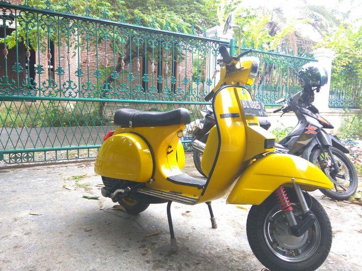Piaggio Vespa PX 150 mk1 1979