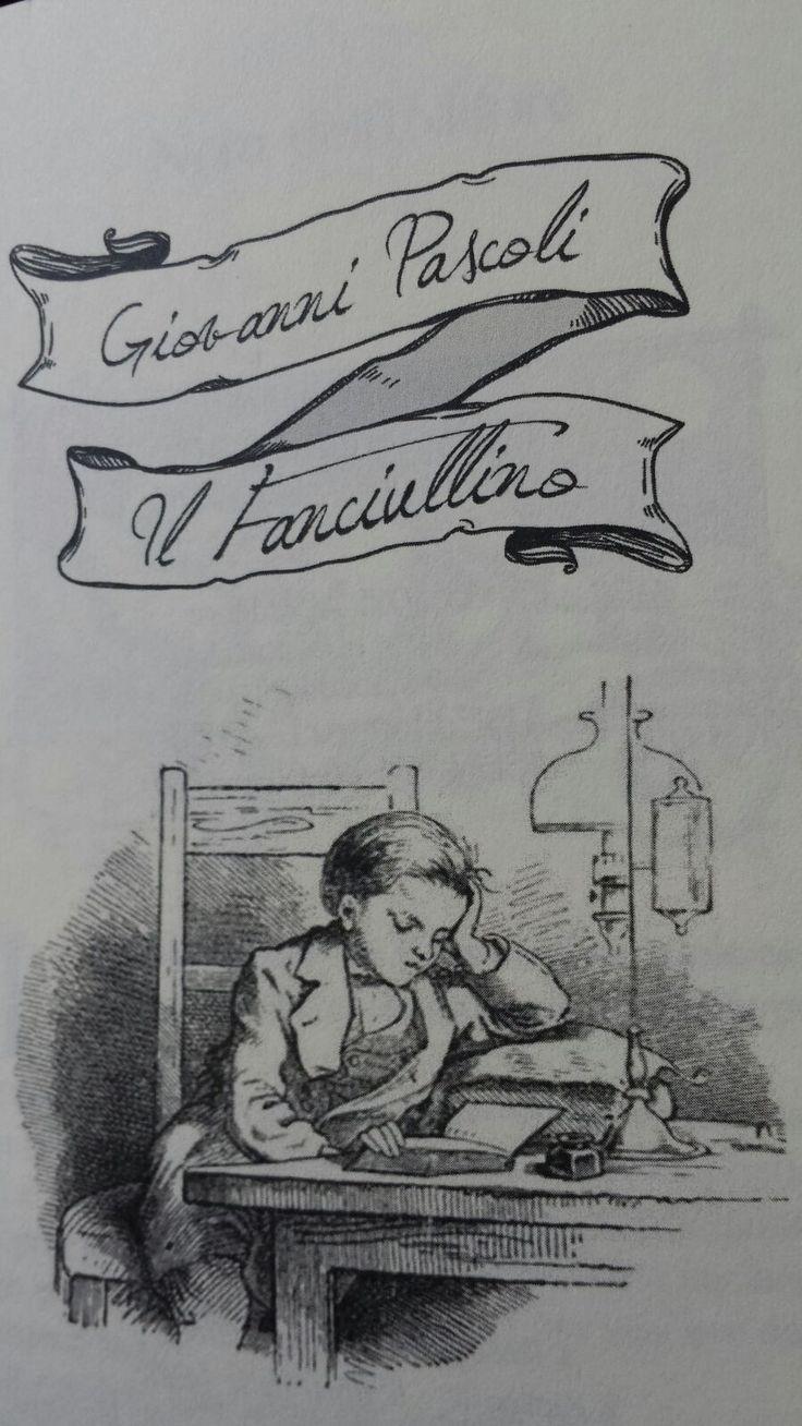 """""""Il fanciullino"""" di Giovanni Pascoli"""