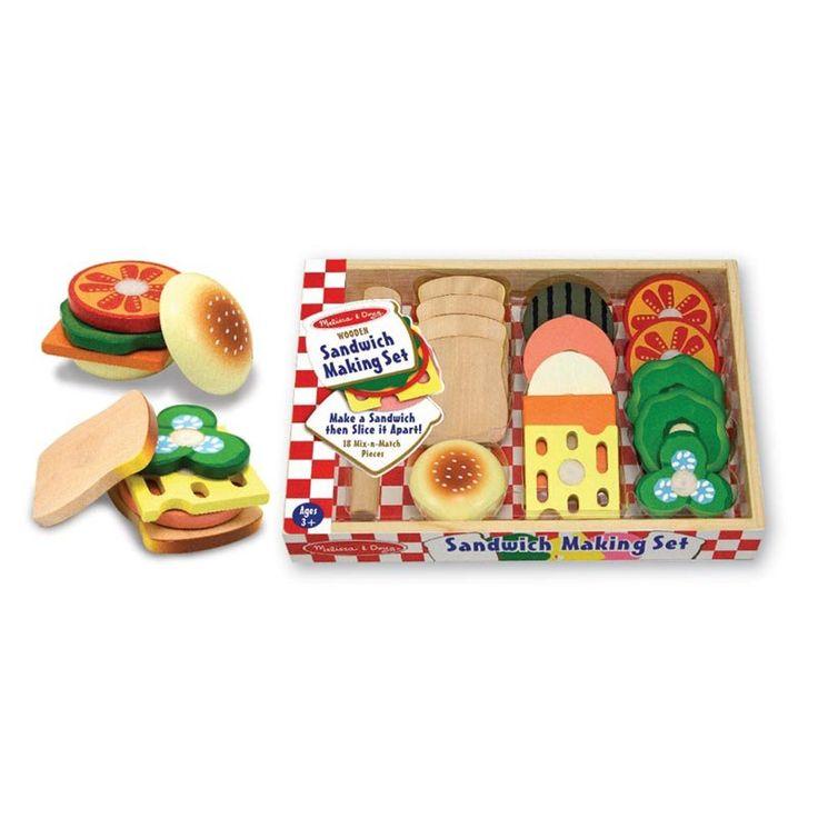 Melissa and Doug Sandwich-Making Set - 513