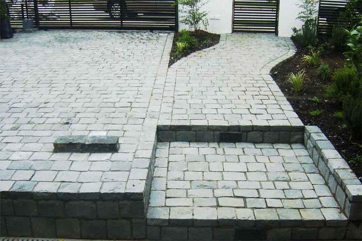 Empresa piedras r f adoquines piedra piedras laja - Piedras para jardin baratas ...