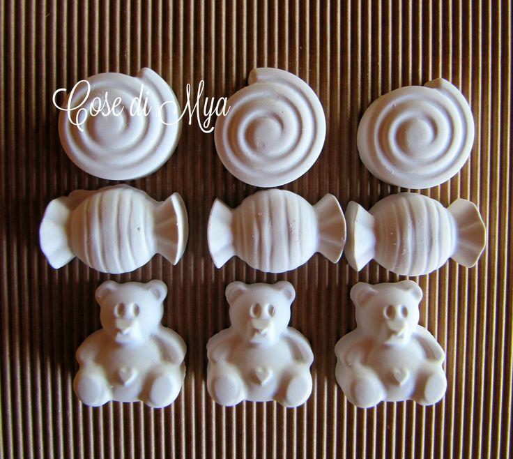 40 gessetti profumati miniatura Baby ideali per più occasioni di COSEDIMYA su Etsy