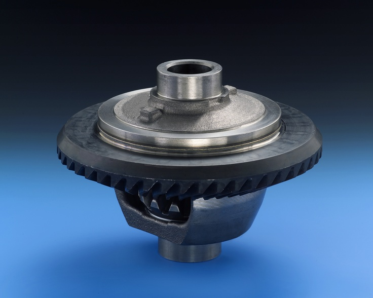 Laser welded differential housing. Ring gear and differential housing have been permanently joined using the laser welding process, making screw fitting the gear unnecessary.   Categories:   Differential housing, EMAG LASER TEC, Gear parts, Laser Welding Machines, Laser welding, Maschines, Processing Technologies #emag, #laser, #welding, #laserwelding, #production