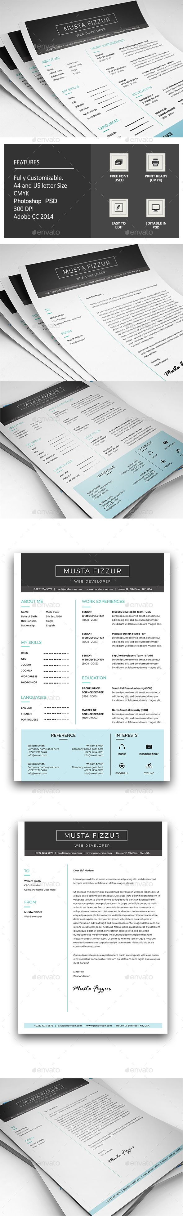 38 Best Cv Images On Pinterest