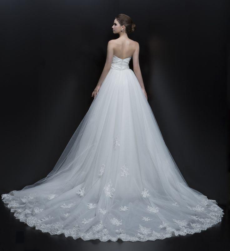 Olivia 2016 Collection | Emerald • Emerald Bridal