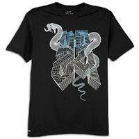Nike Men's Kobe KB24 Techno T-Shirt X-Large Black - http://weheartlakers.com/lakers-shirts/nike-mens-kobe-kb24-techno-t-shirt-x-large-black