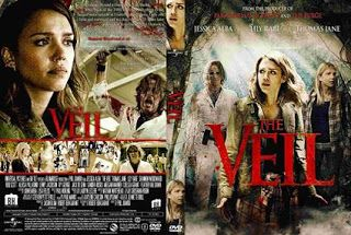Mega Covers Gtba: The Veil (2016) R2 - Cover & Label DVD Movie