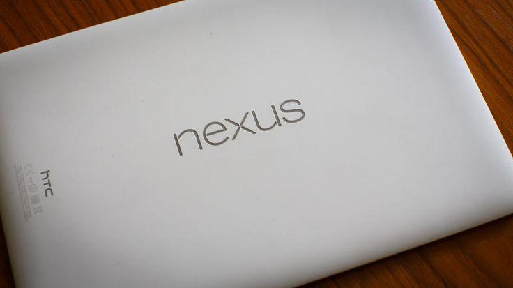 Google Nexus 9 With Android Lollipop