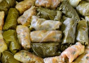 "Traditional Romanian Recipe: Sauerkraut beef and pork rolls: ""Sarmale"" - This is a fall and winter traditional dish, that you will find surprisingly tasty and satisfying and that uses traditional rendered lard."