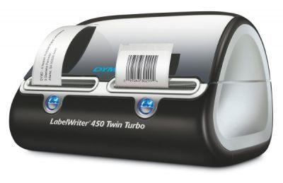 Dymo / LabelWriter 450 TwinTurbo PC Bağlantılı Etiket Yazıcı