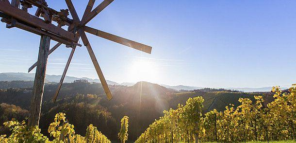 Klapotetz © Steiermark Tourismus, Harry Schiffer