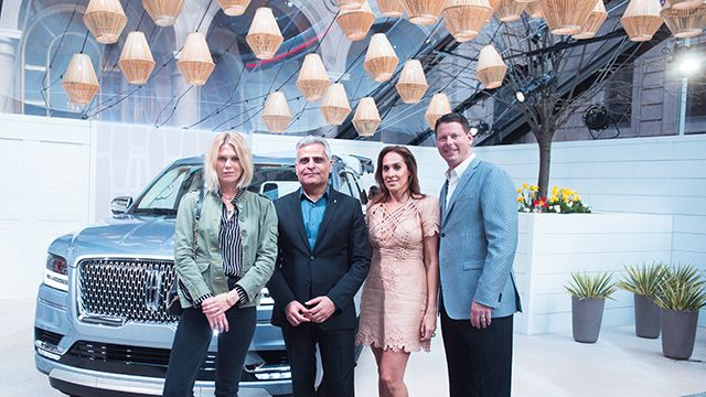 Lincoln Motor Company Partners With Montauk's The Surf Lodge | Accommodations | Escapes