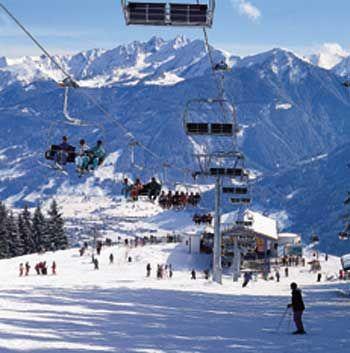Zell Am See ski resort in Austria.  Book your ski vacation today.  www.eurovillasltd.com