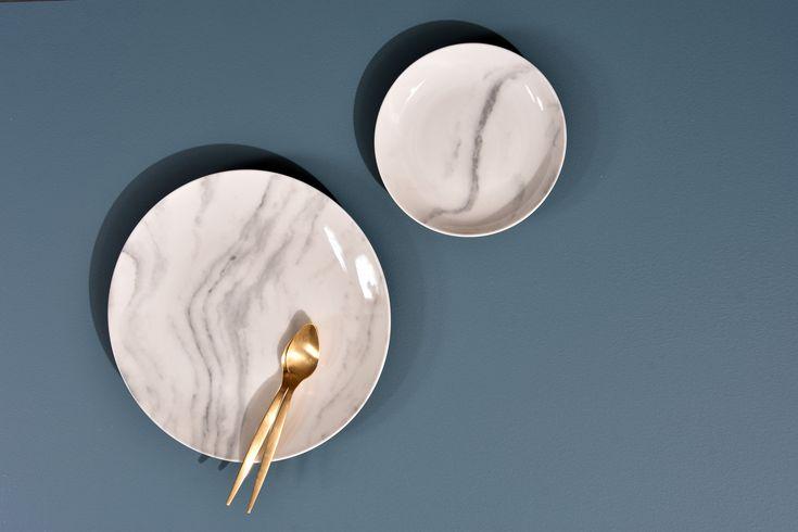 Ambiance déco 2018 MAXI minimalisme Peinture haut de gamme Sign'Nature et marbre