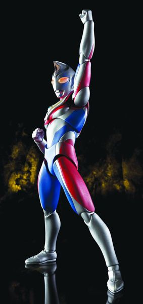 Ultraman Dyna Flash Type Ultra-Act Action Figure