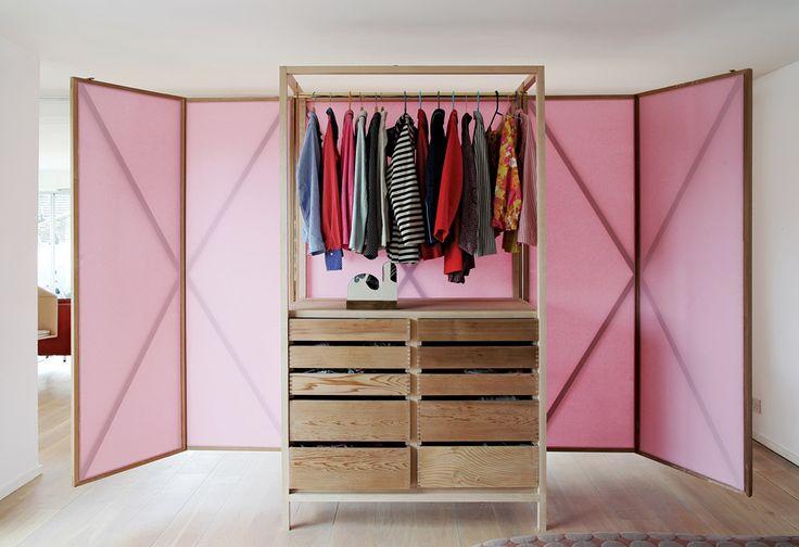 Wardrobe / studiomama / armadio ante paravento