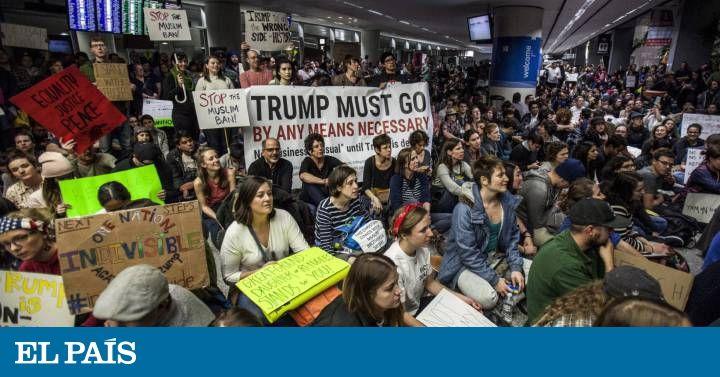 Pi Day:  Caminata contra Trump en el Día Pi | Estados Unidos | EL PAÍS