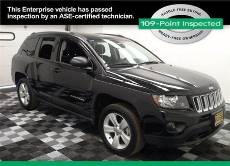 Used 2016 JEEP Compass Hempstead, NY, Certified Used Compass for Sale, 1C4NJDBB1GD719043