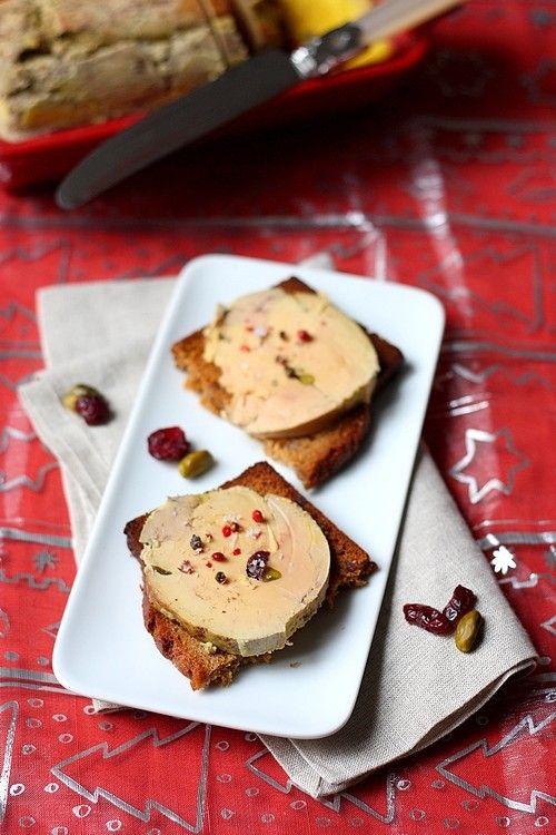 Médaillon de foie gras