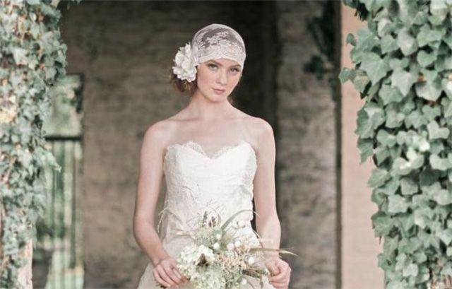 10 accessori da sposa per capelli vintage - Donnaclick