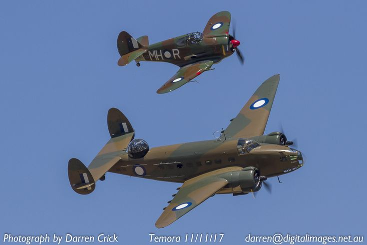 Lockheed Hudson A16-112 / VH-KOY and Boomerang at Temora 11/11/17. The next showcase at Temora is on the 03/03/18. #avgeek #aviation #photography #aero #aeroausmag #canon #canonaustralia #hudson #temora #airshow #spotter #warbird #australia @TemoraAviation @CanonAustralia