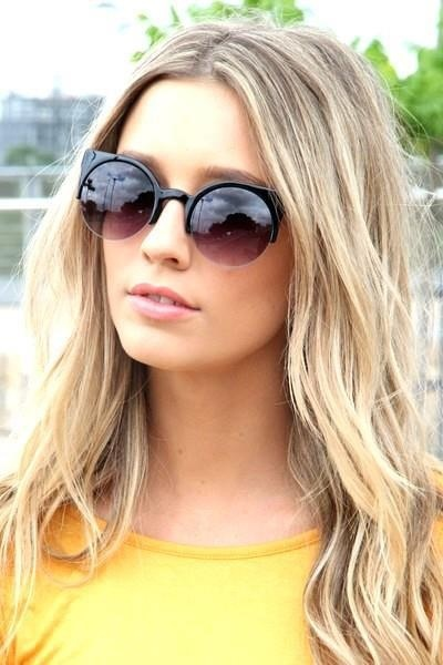 Best Sunglasses for Your Face Shape - Designer Sunglasses for Women #Rayban #sunglasses #fashion #cheap