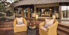 Tuningi Game Lodge - Madikwe.  One of the very best Lodges to visit.