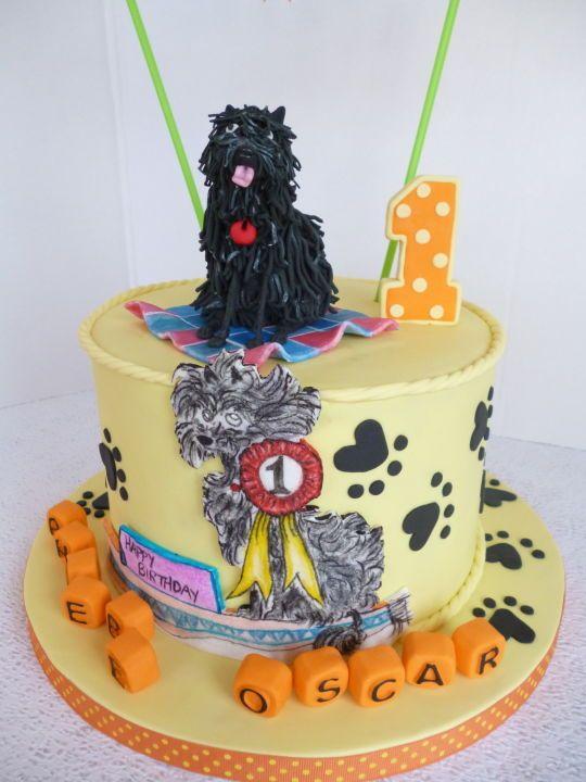 Hairy Maclary 1st Birthday