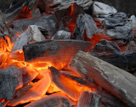 MAKE YOUR OWN CHARCOAL: If you have access to trees on your or another property; you can make charcoal. There are step by step instructions and videos.